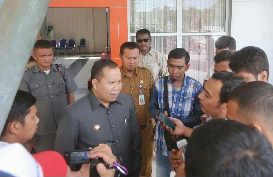 Bupati Meranti Sebut Nilai SAKIP Meranti Naik Menjadi B Plus, Terbaik Se-Kabupaten Kota di Riau