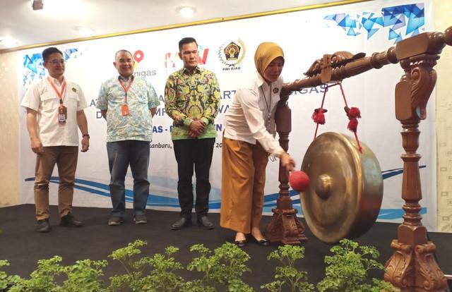 PWI Riau Gelar Pelatihan Jurnalistik Wartawan Migas dan UKW Jumat, 22 Maret 2019 – 08:00:33 WIB
