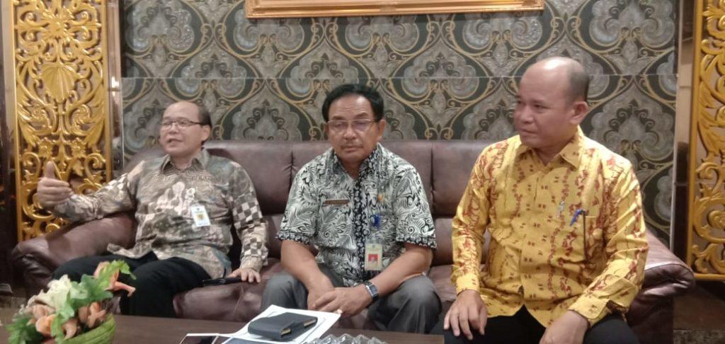Disperindak Kabupaten Meranti Berikan Sosialisasi Kemitraan Strategis Rantai Nilai Bagi 50 Pelaku UMKM