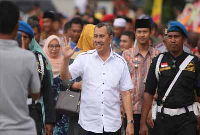 Menyongsong Revolusi Industri 4.0, Syamsuar Ingin Milenial Riau Garap Ekonomi Syariah