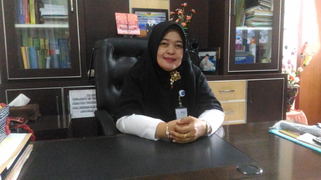 """Pesantren Kilat Hari ke-3 Bulan Puasa SMPN 7 Berlangsung Kondusif, """" Guna Tanamkan Nilai-nilai Reliqius Siswa """""""
