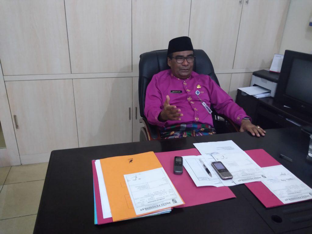 H.Muzailis,SPd,MM : Disdik Pekanbaru Salurkan 1000 Paket Perlengkapan Sekolah Bagi Siswa SD dan SMP se-Kota Pekanbaru