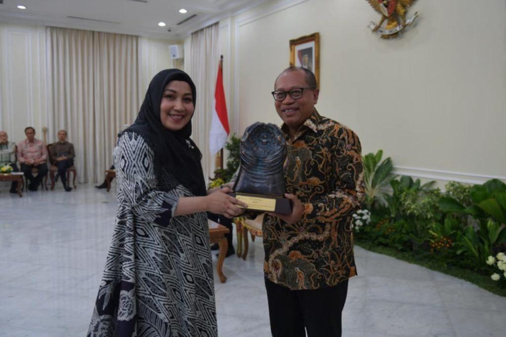 PT. CPI Terima Penghargaan BPJS Ketenagakerjaan