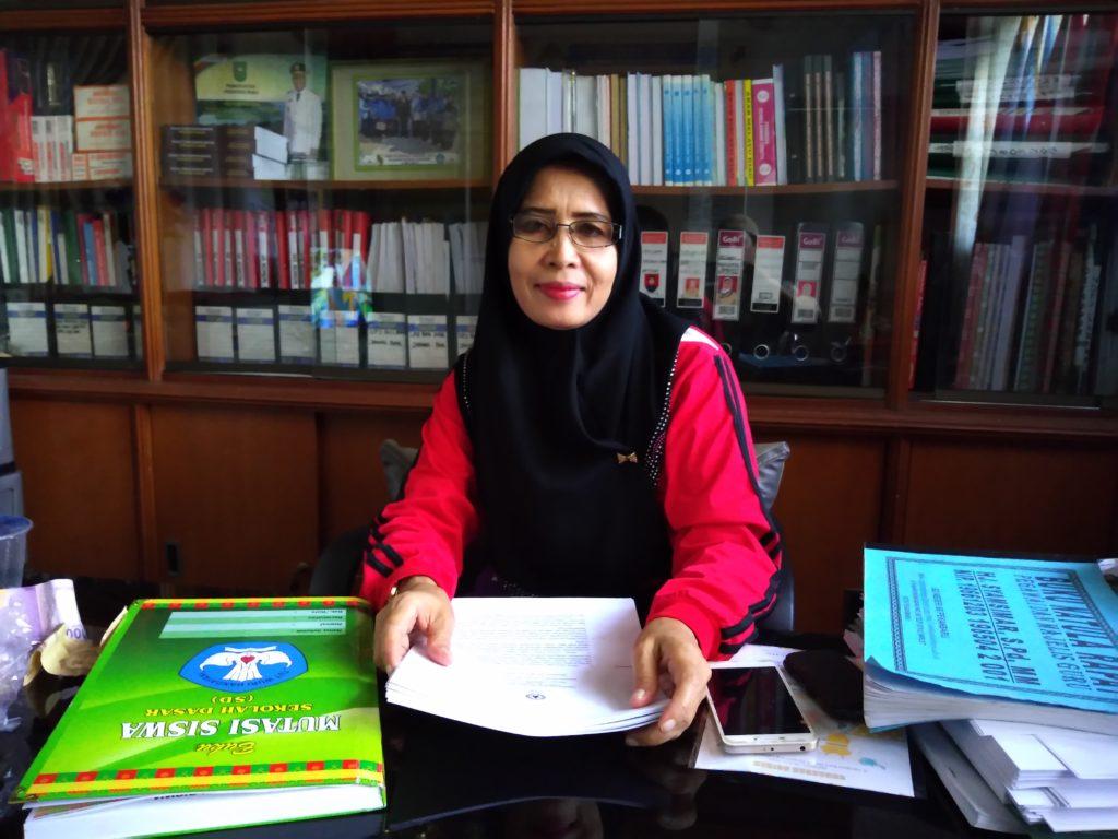 SDN 66 Pekanbaru Terus Gesa Persiapan Adiwiyata Tingkat Nasional