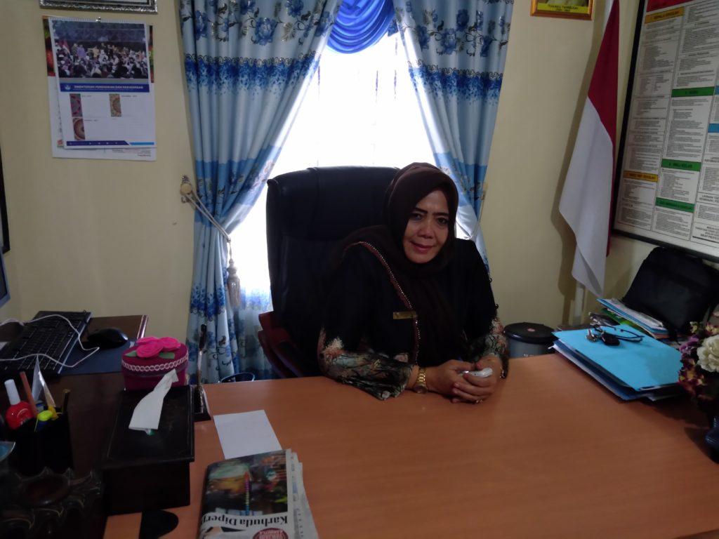 Kepsek Elvi Devita,S.Pd.,M.Pd. : Program Unggulan SMPN 34 Pekanbaru, Meningkatkan Mutu, Menggerakan Program PPK dan Sekolah Sahabat Keluarga