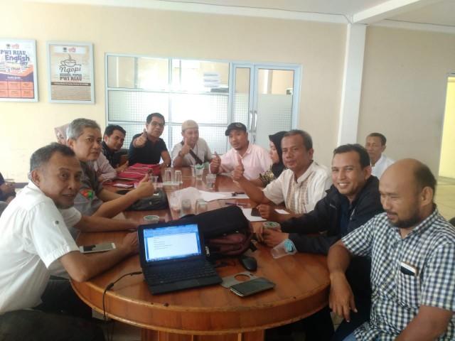 PWI Riau Lakukan Penyembelihan 3 Ekor Sapi pada Hari Senin Lusa