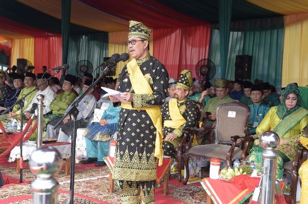 Rangkaian Peringatan Hari Jadi Provinsi Riau ke 62
