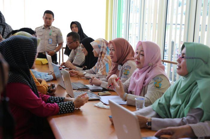 Kanwil Kemenag Riau Gelar Simulasi Tugas PPIH Embarkasi Haji Antara Riau