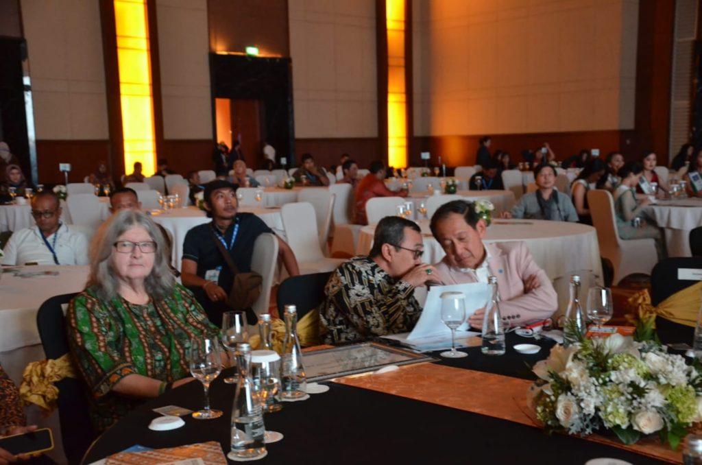 Gubri Syamsuar Hadiri Konferensi Nasional Pariwisata di Jakarta