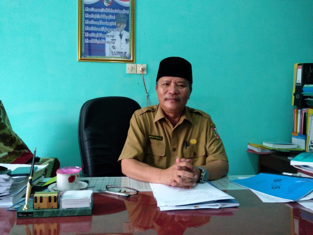 Edison Malau,S.Pd. Kepsek : Berharap SMP Negeri 11 Berhasil Meraih Predikat di Adwiyata