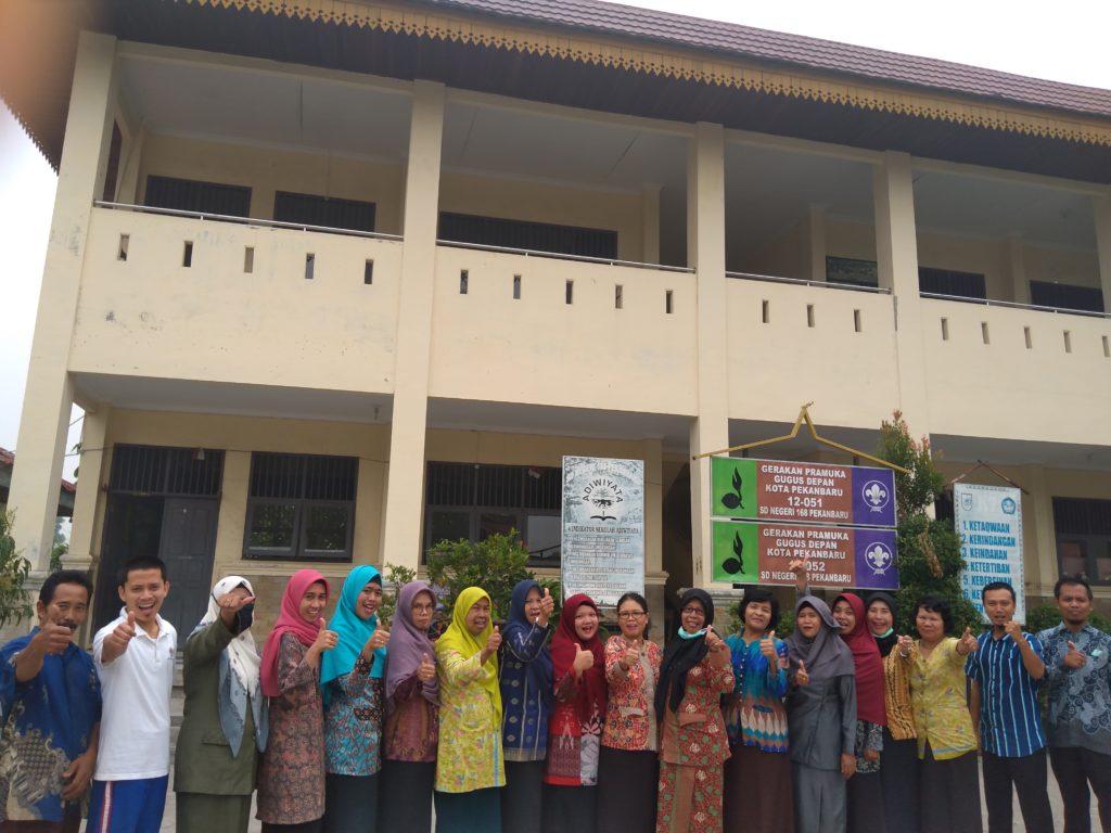 Kepsek H. Burhanudin,M.Pd. : Kami Berharap SDN 168 Berhasil Mencapai Adiwiyata Tingkat Nasional di Tahun 2020
