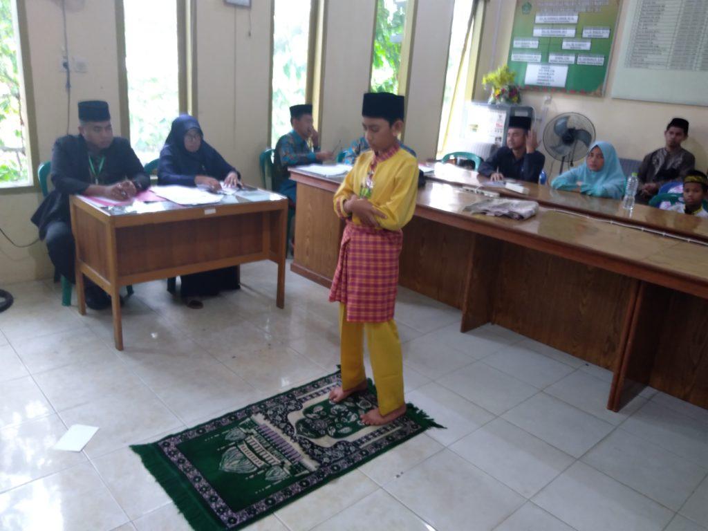 Kamenag Kota Pekanbaru Gelar Festival MDTA Madani