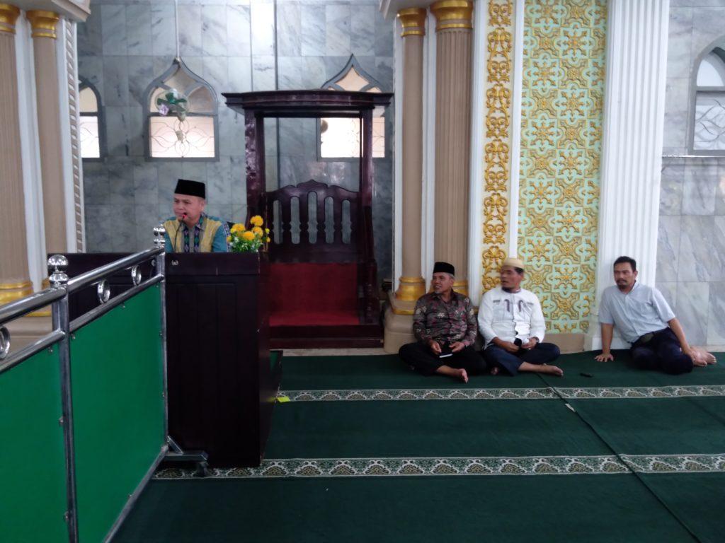 Ismardi Ilyas Ketua FKUB Kota Pekanbaru Hadiri Acara Pengajian Umum LDII