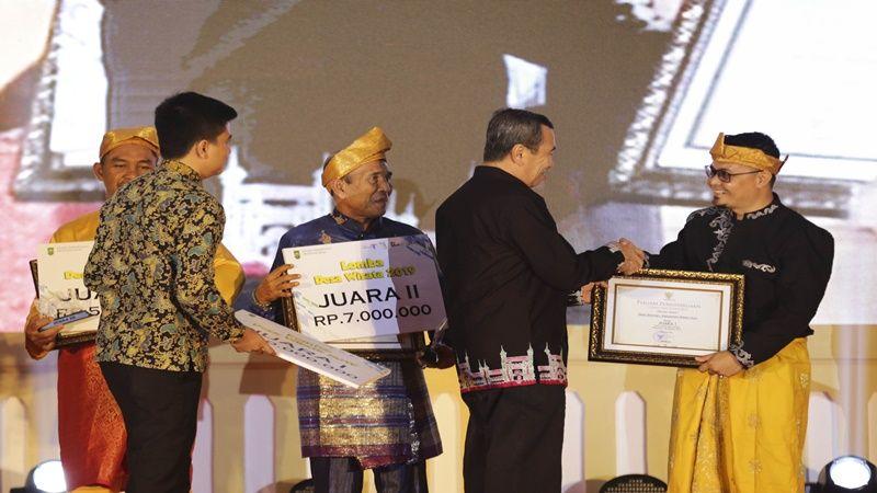 Tiga Desa di Provinsi Riau Terpilih Jadi Desa Wisata Terbaik