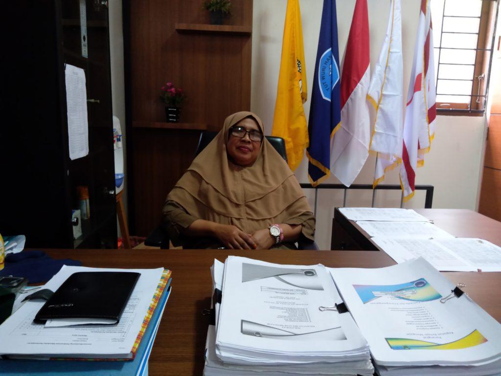 Kepsek Dra. Hj. Hanniyah : Target Kita Program Literasi dan Peningkatan Mutu Kelulusan Siswa SMPN 36 Dapat Terwujud