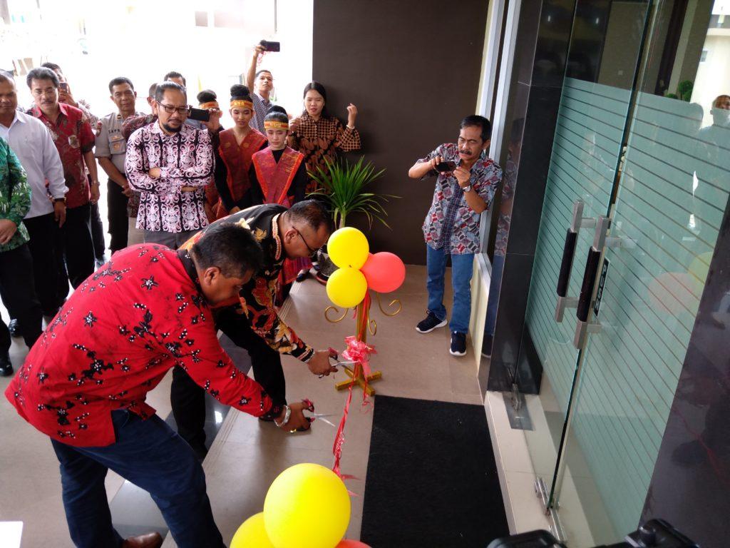 Luar Biasa, Meriah Peresmian Gedung Kantor Baru PT. BKP di Hadiri 500 Undangan