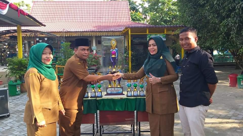 Sang Juara Siswa SMPN 34, Even Perkemahan Islamic Camp III