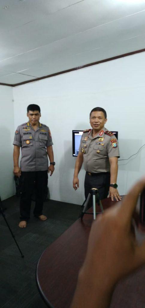 Kapolda : Dengan Resmikan Media Center Polda Riau Ini Menjadi Tempat Tukar Pikiran WMPR untuk Kemajuan Riau