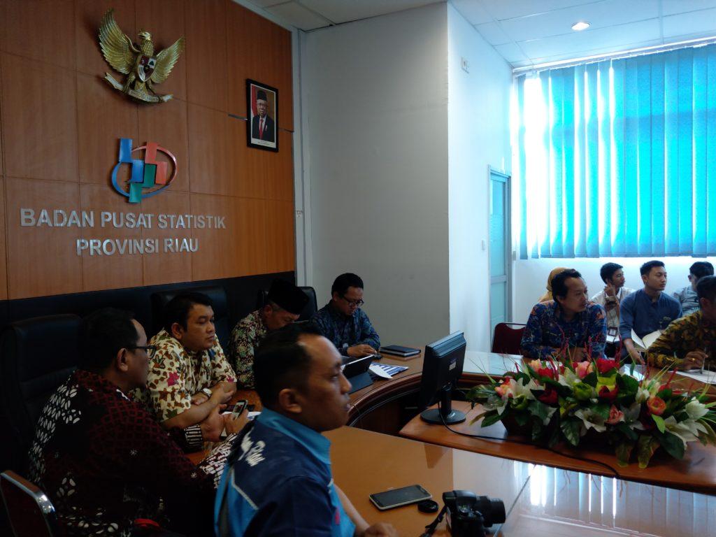 Riau Deflasi -007, Penyebab Dari Cabai Merah dan Udang Basah