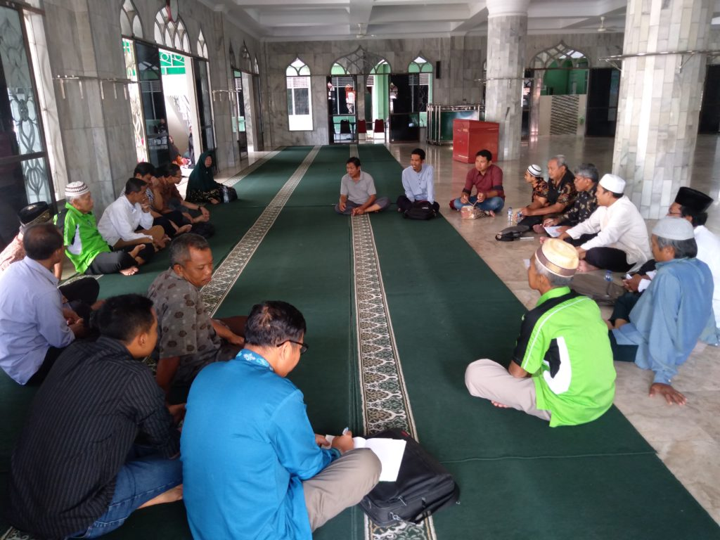 DPD LDII Kota Pekanbaru Gelar Rapat Bulanan Berjalan dengan Aman dan Lancar