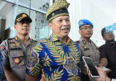 Kapolda Riau : 9 Tahanan Kabur Sudah di Tangkap, 1 Orang Masih Dalam Pengejaran