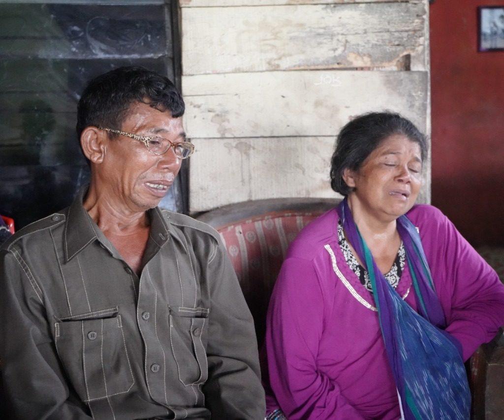 Keluarga Korban Almarhum Brigadir Hendra Bantah Dapat Kabar Meninggal Almarhum Brigadir Hendra Melalui Facebook