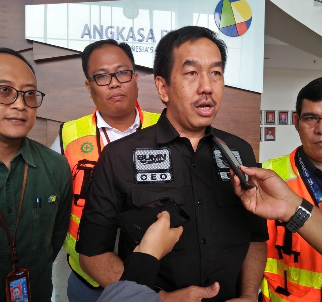 Ceo PT. Angkasa Pura II(Persero) : Harus Siap Siaga Pengamanan Angkatan Udara di Bandara SSK II Pekanbaru