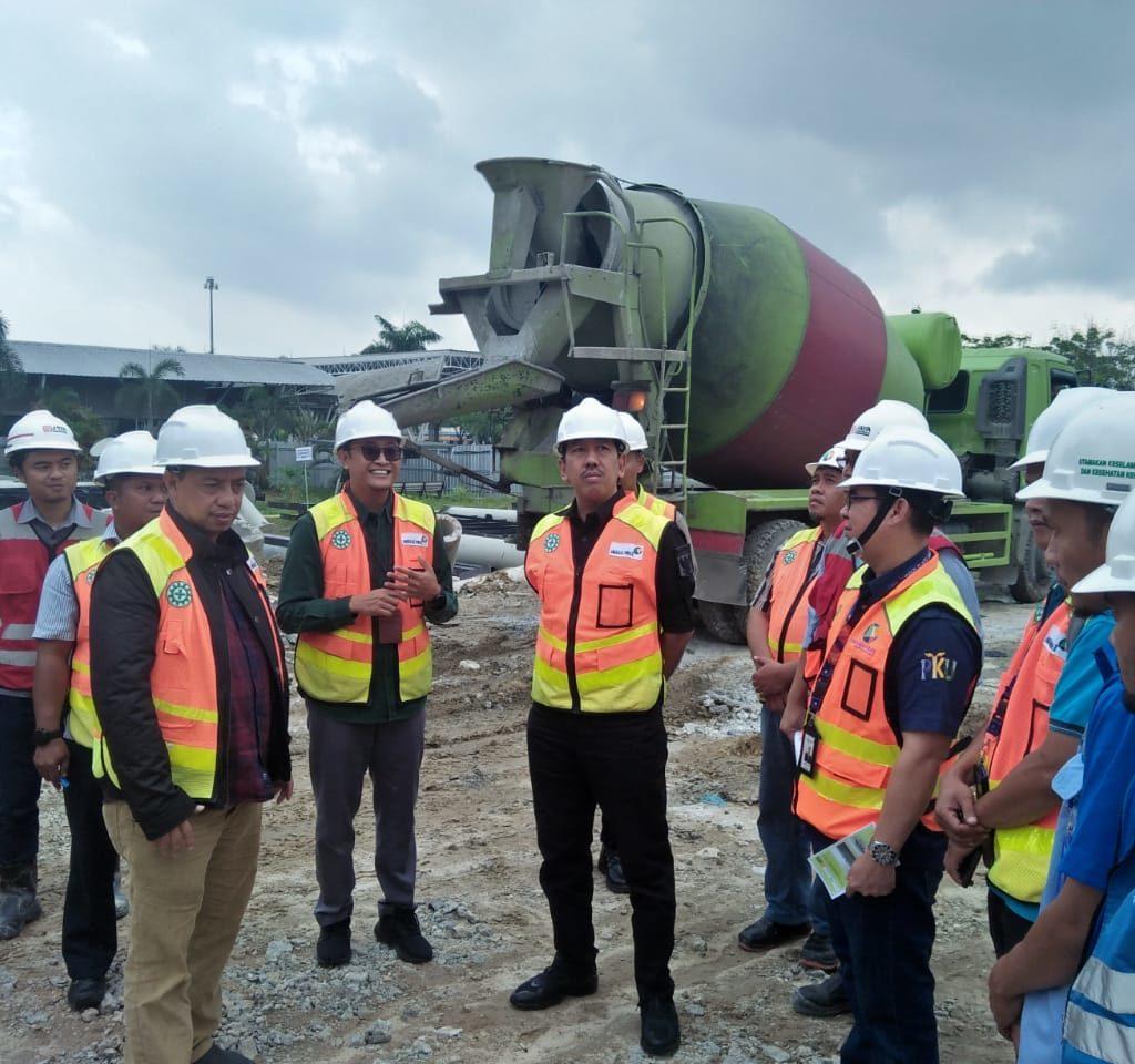 PT. Angkasa Pura II Bandara SSK II Pekanbaru Perluas Bangunan Gedung Terminal